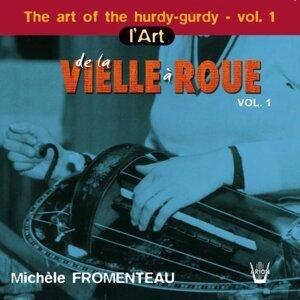 Orchestre Roger Cotte, Roger Cotte, Michèle Fromenteau 歌手頭像