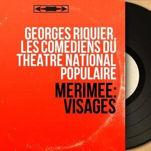 Georges Riquier, Les Comédiens du Théâtre National Populaire 歌手頭像
