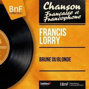 Francis Lorry 歌手頭像