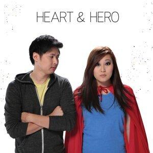 Heart & Hero アーティスト写真