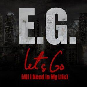 E.G. 歌手頭像