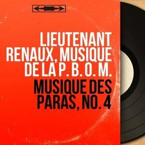 Lieutenant Renaux, Musique de la P. B. O. M. 歌手頭像