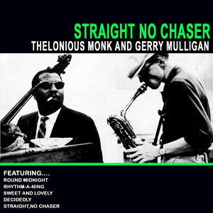Gerry Mulligan, Thelonious Monk アーティスト写真