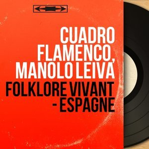 Cuadro Flamenco, Manolo Leiva 歌手頭像
