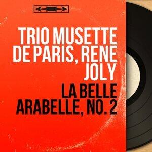 Trio Musette de Paris, René Joly 歌手頭像