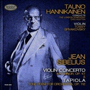 London Symphony Orchestra, Tauno Hannikainen, Tossy Spivakovsky 歌手頭像
