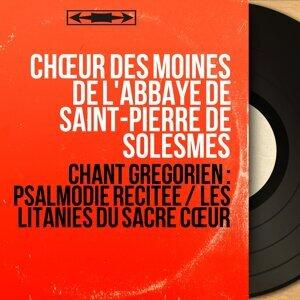 Chœur des moines de l'abbaye de Saint-Pierre de Solesmes 歌手頭像