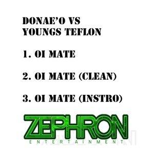 Donaeo, Youngs Teflon 歌手頭像