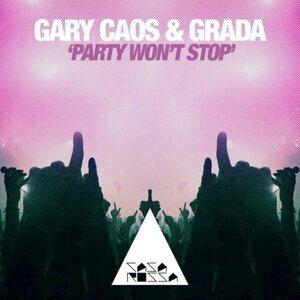 Gary Caos, Grada 歌手頭像