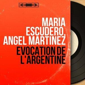 Maria Escudero, Angel Martinez 歌手頭像