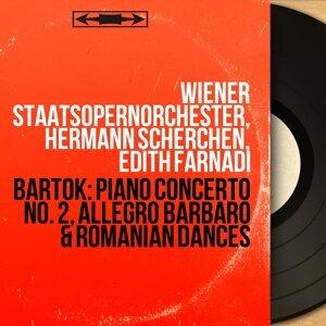Wiener Staatsopernorchester, Hermann Scherchen, Edith Farnadi 歌手頭像