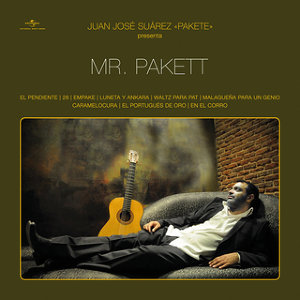 """Juan Jose Suarez """"Paquete"""" 歌手頭像"""