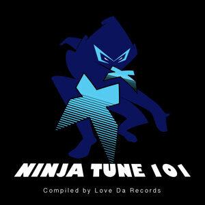 NinjaTune 101 Series 歌手頭像