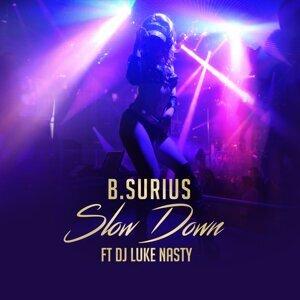 B.Surius 歌手頭像