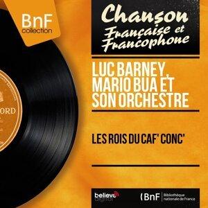 Luc Barney, Mario Bua et son orchestre 歌手頭像