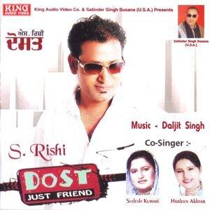 S. Rishi, Sudesh Kumari, Harleen Akhtar 歌手頭像