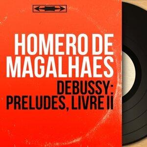 Homero de Magalhães アーティスト写真