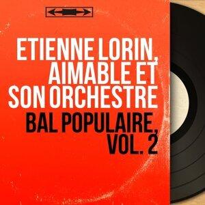Etienne Lorin, Aimable et son orchestre 歌手頭像