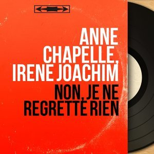 Anne Chapelle, Irène Joachim 歌手頭像