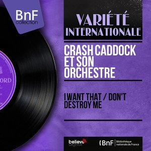 Crash Caddock et son orchestre 歌手頭像