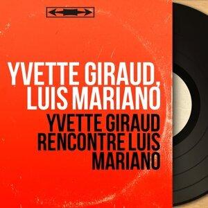 Yvette Giraud, Luis Mariano 歌手頭像
