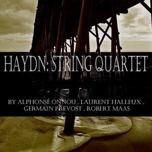Alphonse Onnou, Laurent Halleux, Germain Prévost 歌手頭像