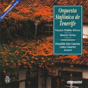 Orquesta Sinfónica de Tenerife, Víctor Pablo Pérez, María Orán 歌手頭像