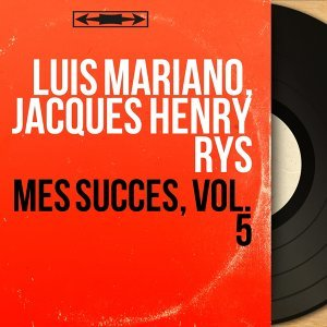 Luis Mariano, Jacques Henry Rys 歌手頭像