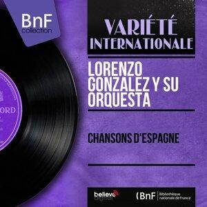 Lorenzo Gonzalez y Su Orquesta 歌手頭像