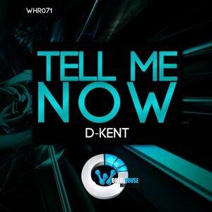 DJ D-Kent 歌手頭像