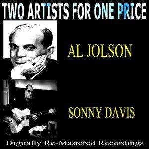 Al Jolson, Sonny Davis 歌手頭像