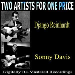 Django Reinhardt, Sonny Davis 歌手頭像