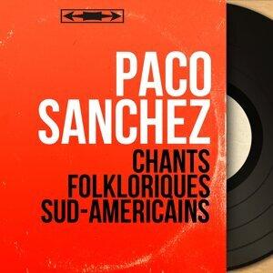 Paco Sánchez 歌手頭像
