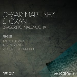 Cesar Martinez, Oxan 歌手頭像