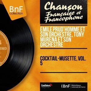 Émile Prud'homme et son orchestre, Tony Murena et son orchestre 歌手頭像