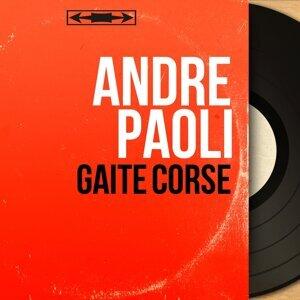 André Paoli 歌手頭像