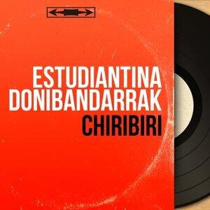 Estudiantina Donibandarrak 歌手頭像