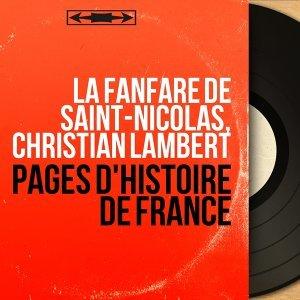 La fanfare de Saint-Nicolas, Christian Lambert 歌手頭像