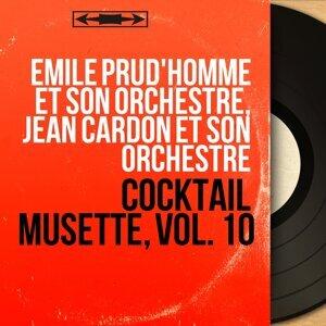 Émile Prud'homme et son orchestre, Jean Cardon et son orchestre 歌手頭像
