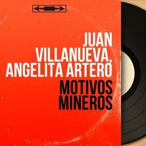Juan Villanueva, Angelita Artero 歌手頭像