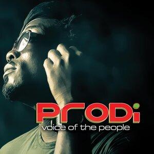 Prodi 歌手頭像