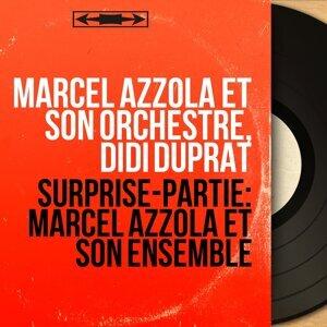 Marcel Azzola et son orchestre, Didi Duprat 歌手頭像