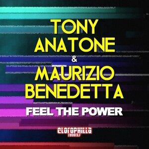 Tony Anatone, Maurizio Benedetta アーティスト写真