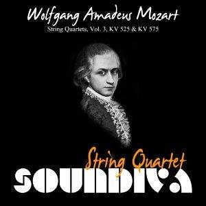 Soundiva String Quartet アーティスト写真