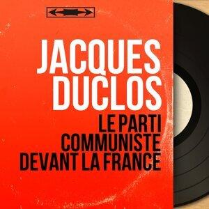 Jacques Duclos 歌手頭像