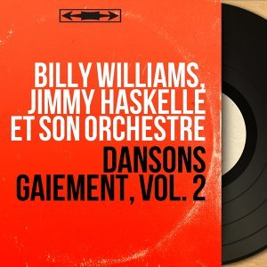 Billy Williams, Jimmy Haskelle et son orchestre 歌手頭像