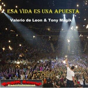 Valerio de Leon, Tony Magik 歌手頭像