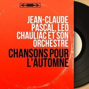 Jean-Claude Pascal, Léo Chauliac et son orchestre 歌手頭像