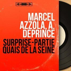 Marcel Azzola, A. Deprince 歌手頭像