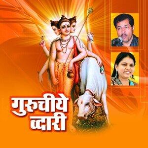 Ravindra Sathe, Sadhana Sargam 歌手頭像